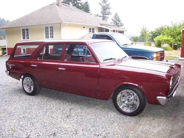 1964 amc rambler american 220 wagon vintage cars. Black Bedroom Furniture Sets. Home Design Ideas