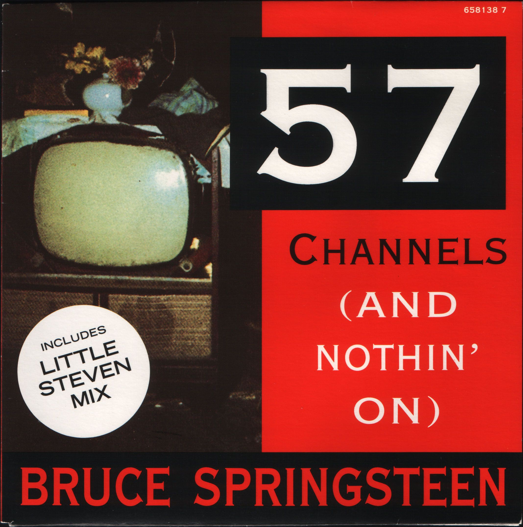 Bruce Springsteen - 57 Channels (and Nothin' On ...
