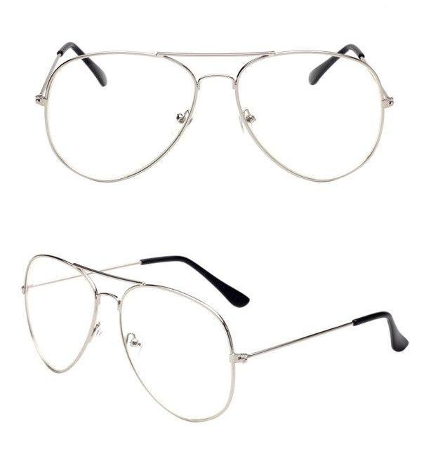 6e26b3c767ed ... women men. Custom prescription myopia glasses frame pilot Eyeglasses  prescription – novahe