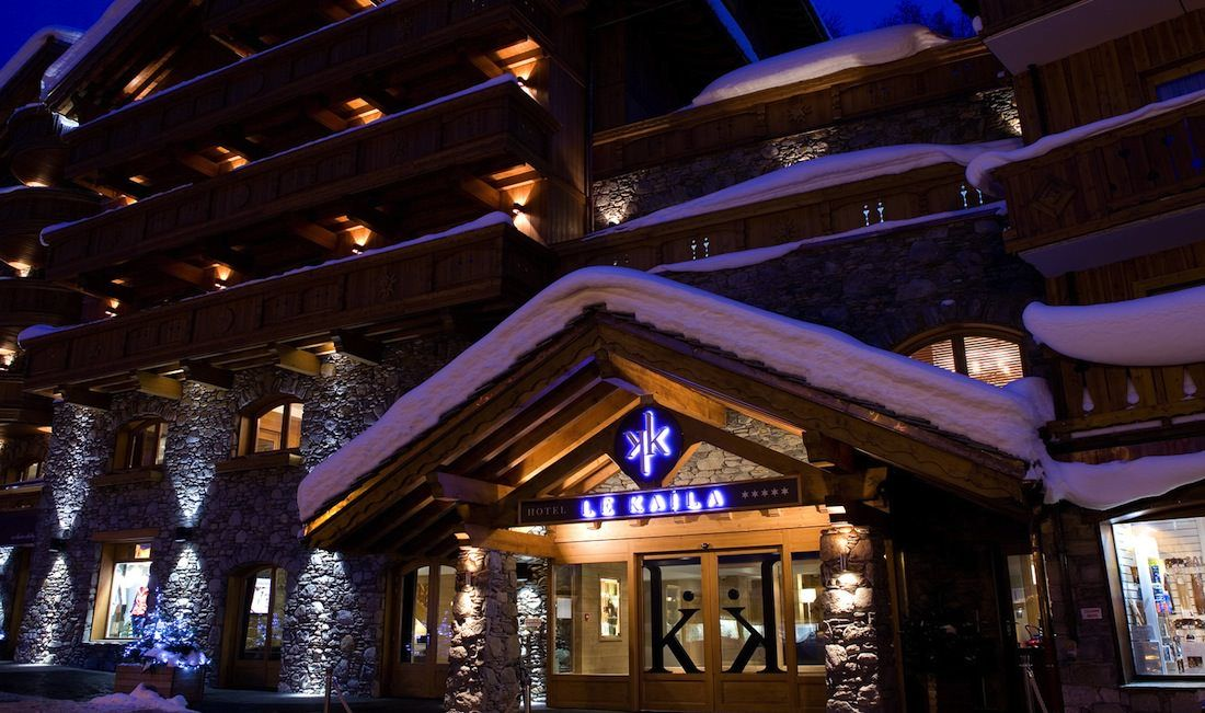 The Kaila Meribel A 5 Stars In The Heart Of Alps Avec Images