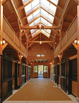 horse barns design ideas pictures remodel and decor page 2 - Horse Barn Design Ideas