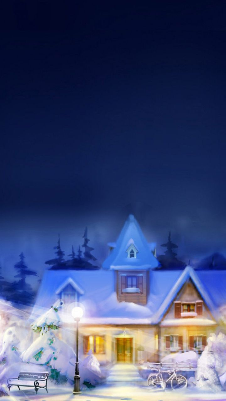 Samsung galaxy s3 christmas wallpaper
