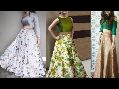 ef1bba4afbdb6f Long Skirt With Crop Top Ideas For Festivals