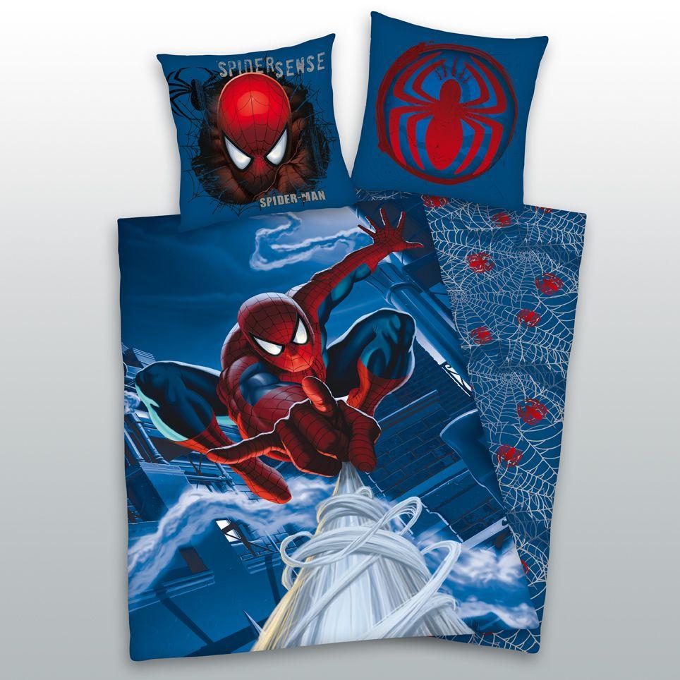 lustige spider man bettwaesche lustige und witzige bettwaesche pinterest bettw sche bett. Black Bedroom Furniture Sets. Home Design Ideas