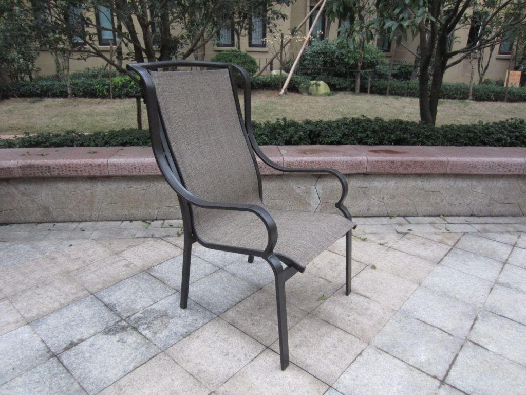 Patio Sling Chair Replacement Fabric Ideas Accessories