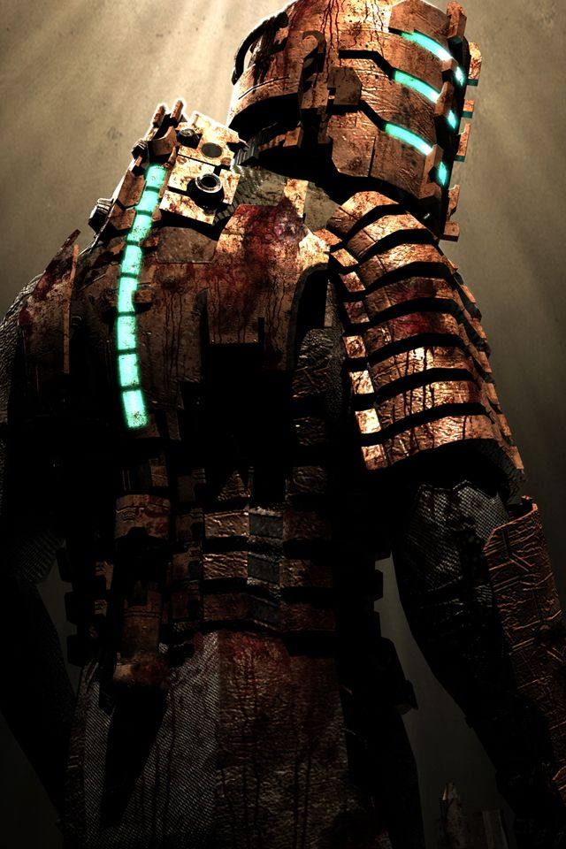 Deadspacehdwallpaper Airborne Gamer The Elite Gaming Blog Dead Space Dead Space Suits Space Phone Wallpaper