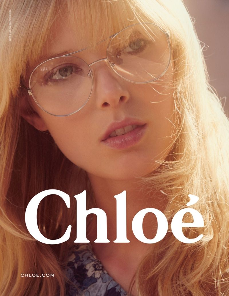 be2ad2f1f99e Chloe's Spring 2017 Campaign Features Sunny Styles | Fashion ...