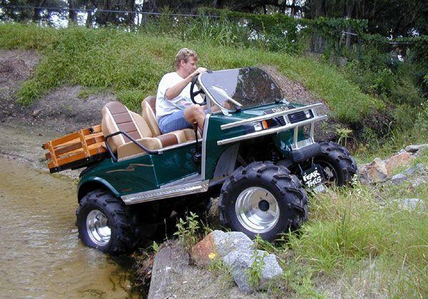 Custom Golf Cart CLUB CAR Golf Cart Photo Gallery | Cool