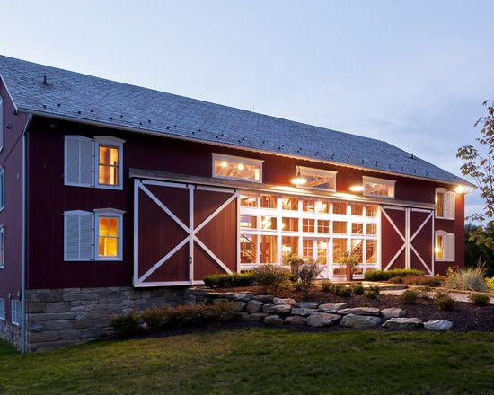 American Barn Homes Design Pictures Remodel Decor And Ideas