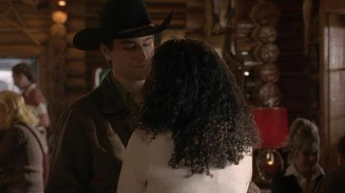 Chase Powers (Torrance Coombs) Soraya Duval (Greta Onieogou).