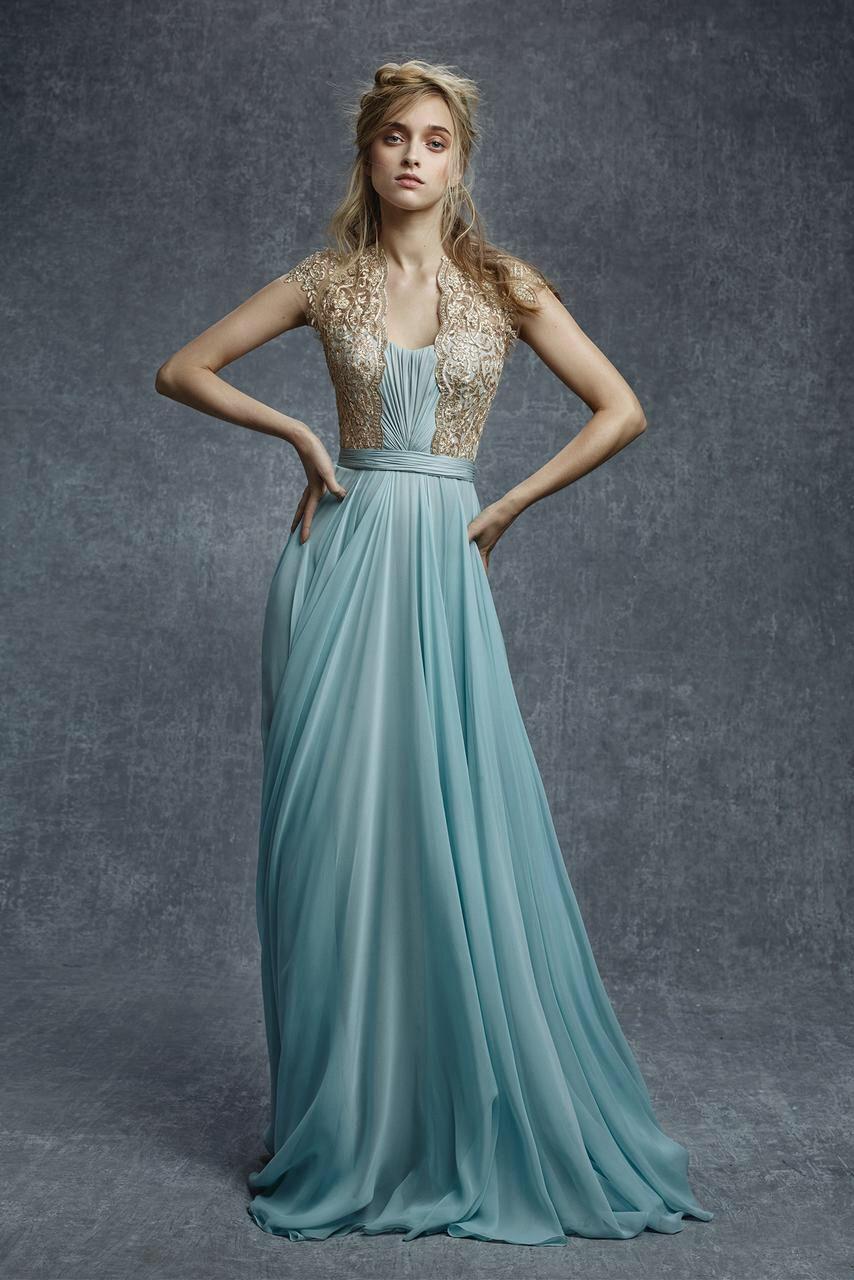 Reem Acra, Look #31 | Women\'s Dress | Pinterest | Reem acra, Gowns ...