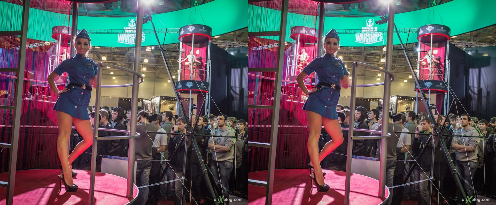 2012.10.06, Gameworld 2012 at Moscow, Crocus Expo