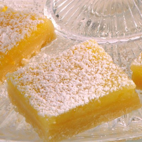 Lively Lemon Bars Recipe Culinary Inspiration Sweet
