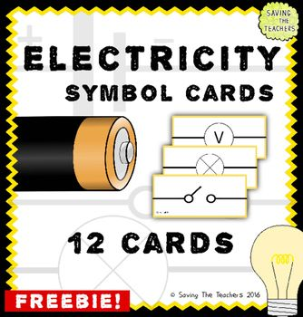A set of circuit symbols perfect for a quick refresh circuit ...