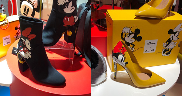 New Aldo Disney Shoe Collection Coming This Fall | Disney