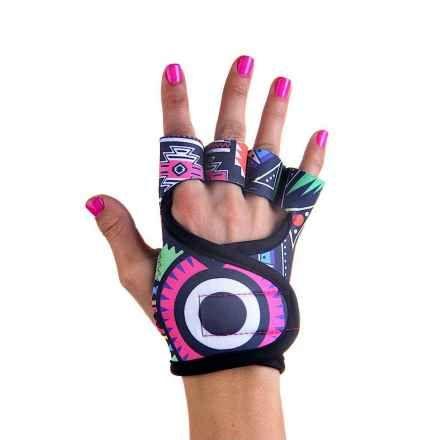 Aztec workout gloves - www.g-loves.com