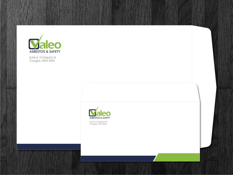 Elegant Playful Envelope Design For Company In Australia Dtp