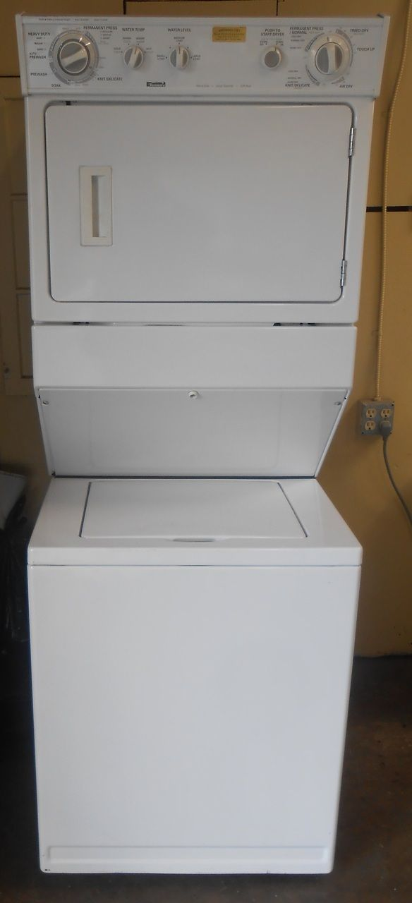 Appliance City Kenmore By Whirlpool Laundry Center Dryer Is