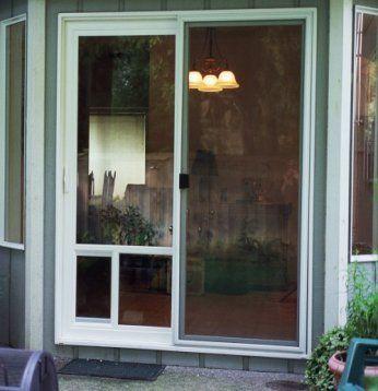 Sliding Glass Doggie Door Sliding Glass Doors Replacement Doors