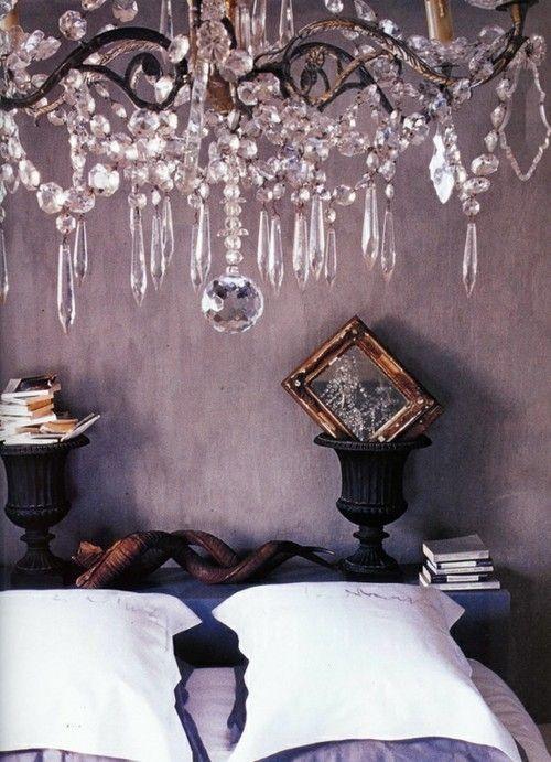 mauve room,beautiful decor