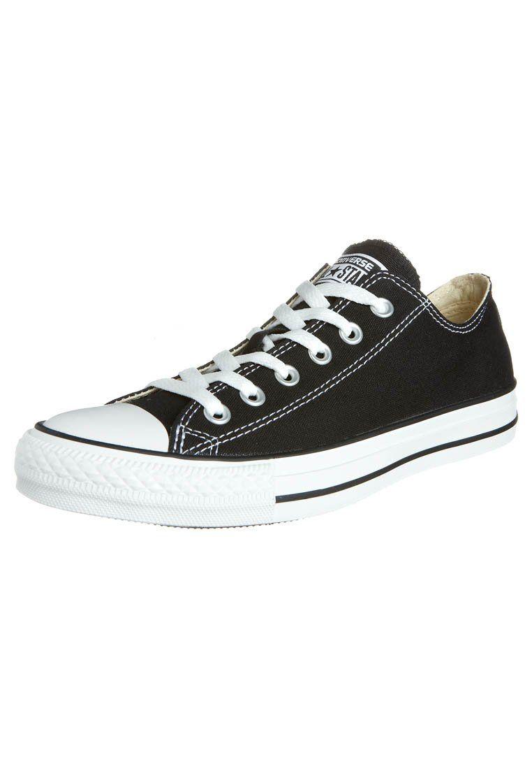 CHUCK TAYLOR ALL STAR OX Sneakers laag black @ Zalando