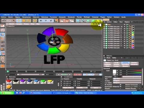Como Pasar Un Logo De 2d A 3d Con Photoshop Cs5 Y Cinema 4d R12 Youtube Photoshop Recursos Photoshop Fotografia