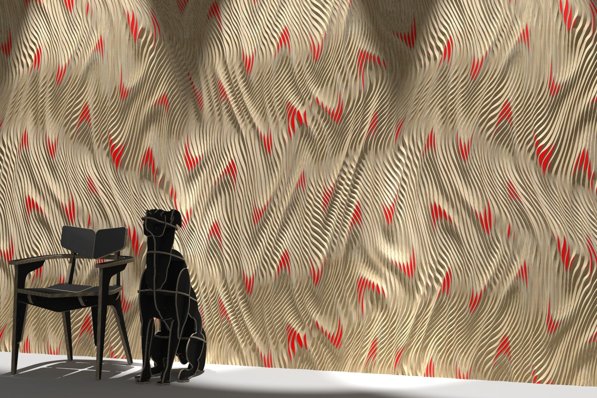 Wall Panel Design India