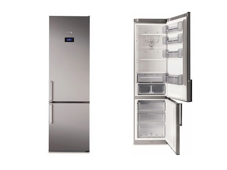 10 Best Skinny Refrigerators For A Narrow Kitchen Space Small Refrigerator Modern Refrigerators Narrow Kitchen