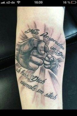 Tattoo Zur Geburt Des Kindes