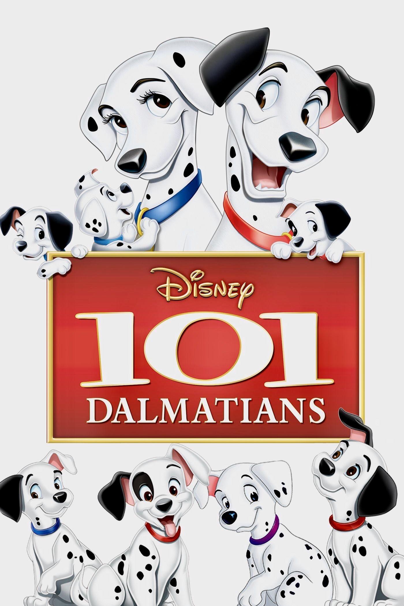 Pin De Bruna Cipriani En Juli En 2020 101 Dalmatas Personajes Dalmata Personajes Animados De Disney