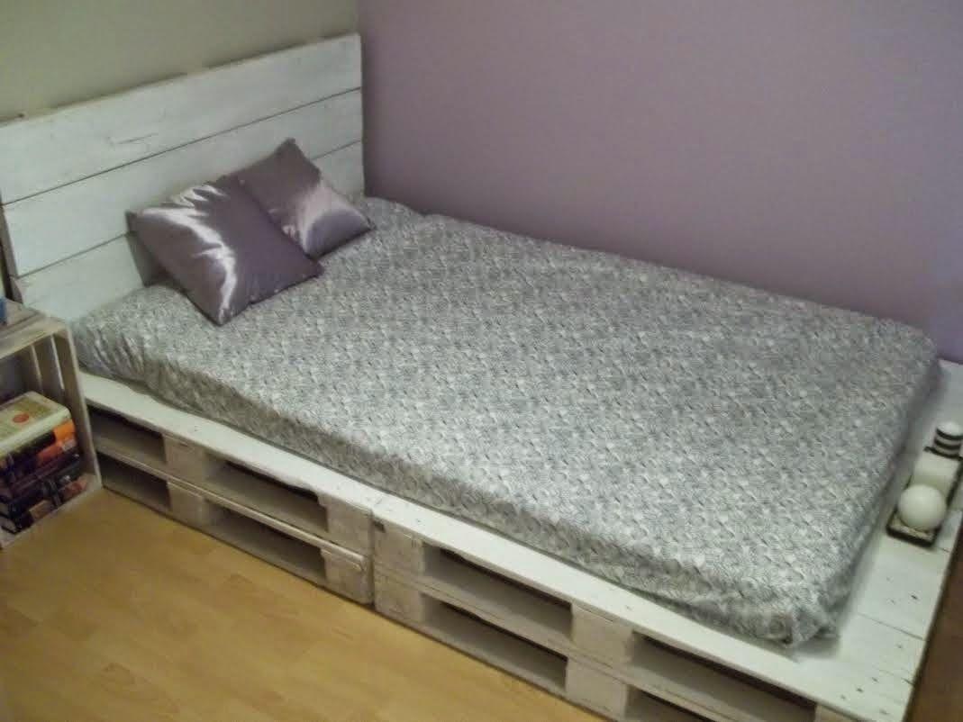 Muebles Reciclados Y Elaborados Con Palets Reutilizados  # Muebles Reutilizables