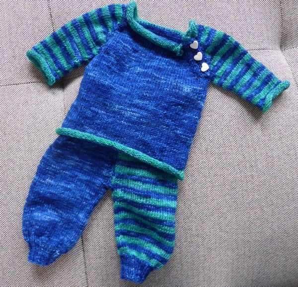 Photo of Baby-Pullover – Tipps&Tricks – Strick – Ideen
