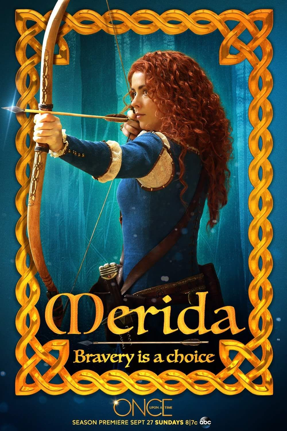 #Oncers, are you ready for Merida?