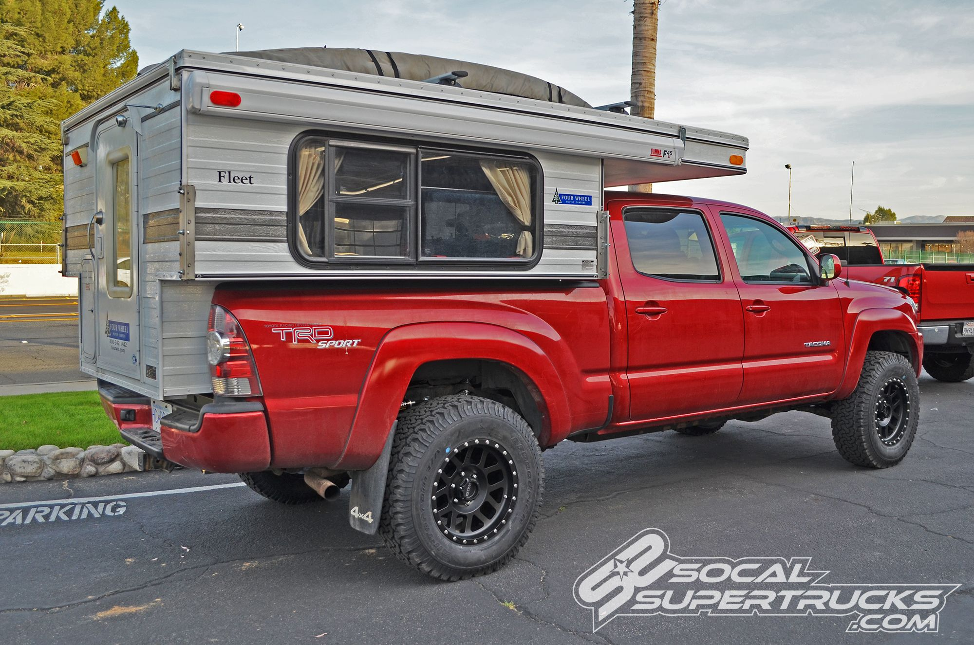 SoCal Camper Taco « Icon Vehicle Dynamics Toyota