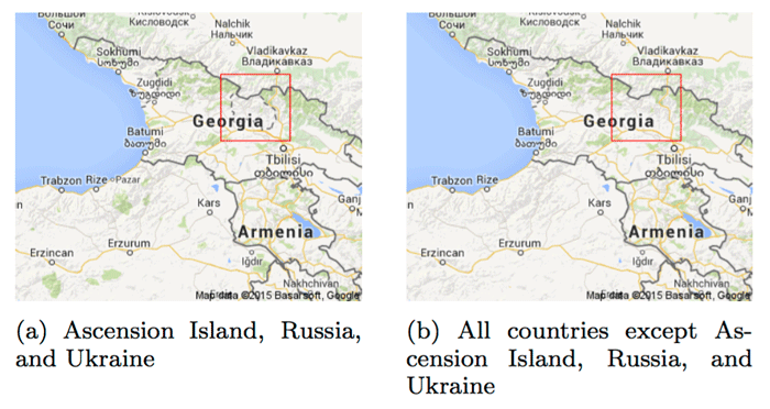 A border dispute between georgia and russia on google maps source a border dispute between georgia and russia on google maps source soeller et gumiabroncs Gallery