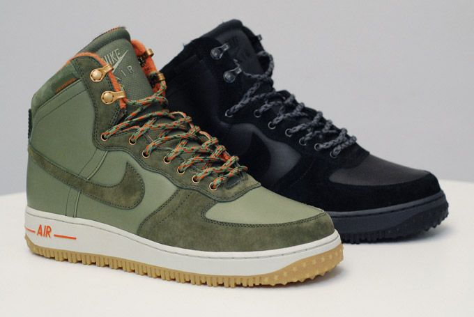 the latest e2b44 47f85 Nike Air Force 1 DCN Military Olive   Black image