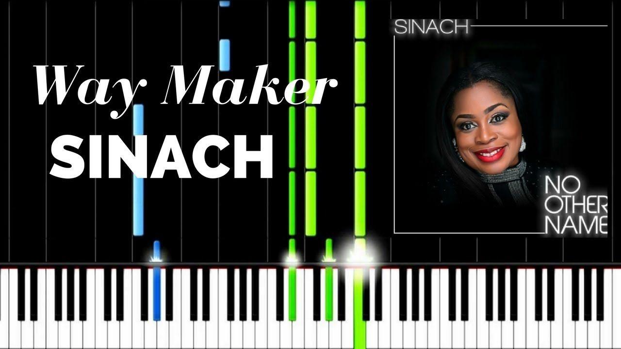 Way maker chords in b