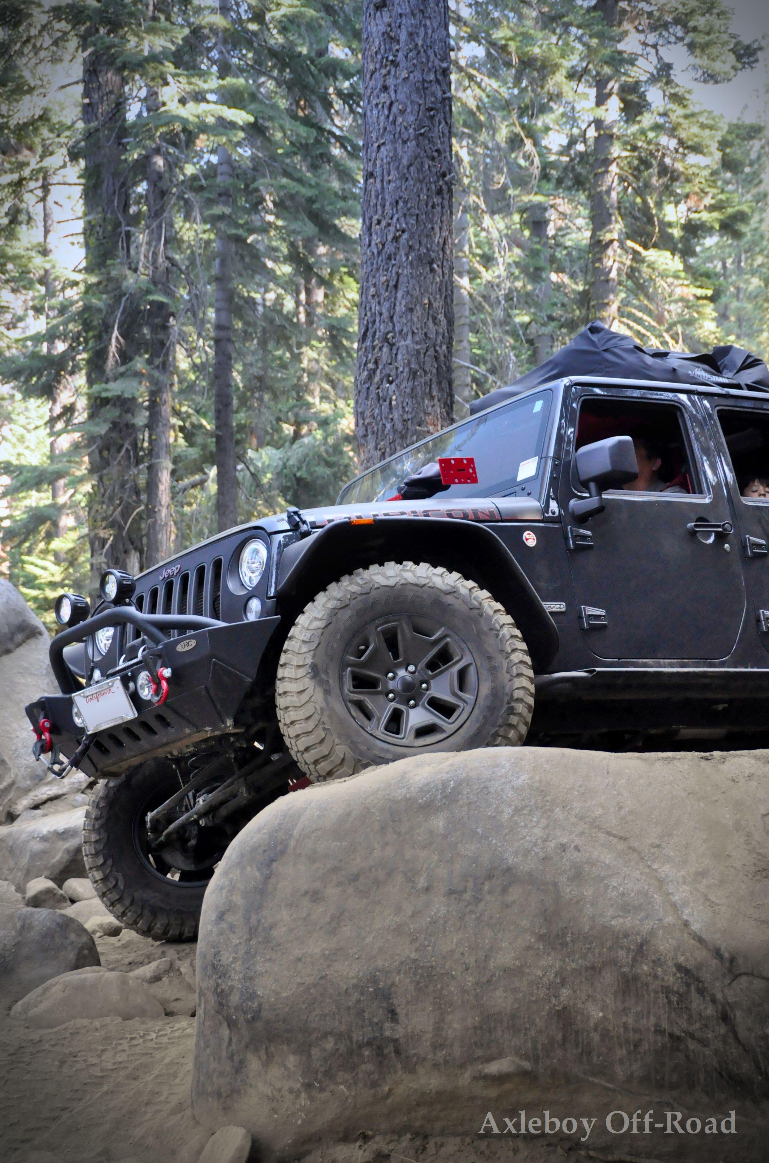 Rubicon Trail Jeep Jamboree Jeep Shop Jeep Lifestyle