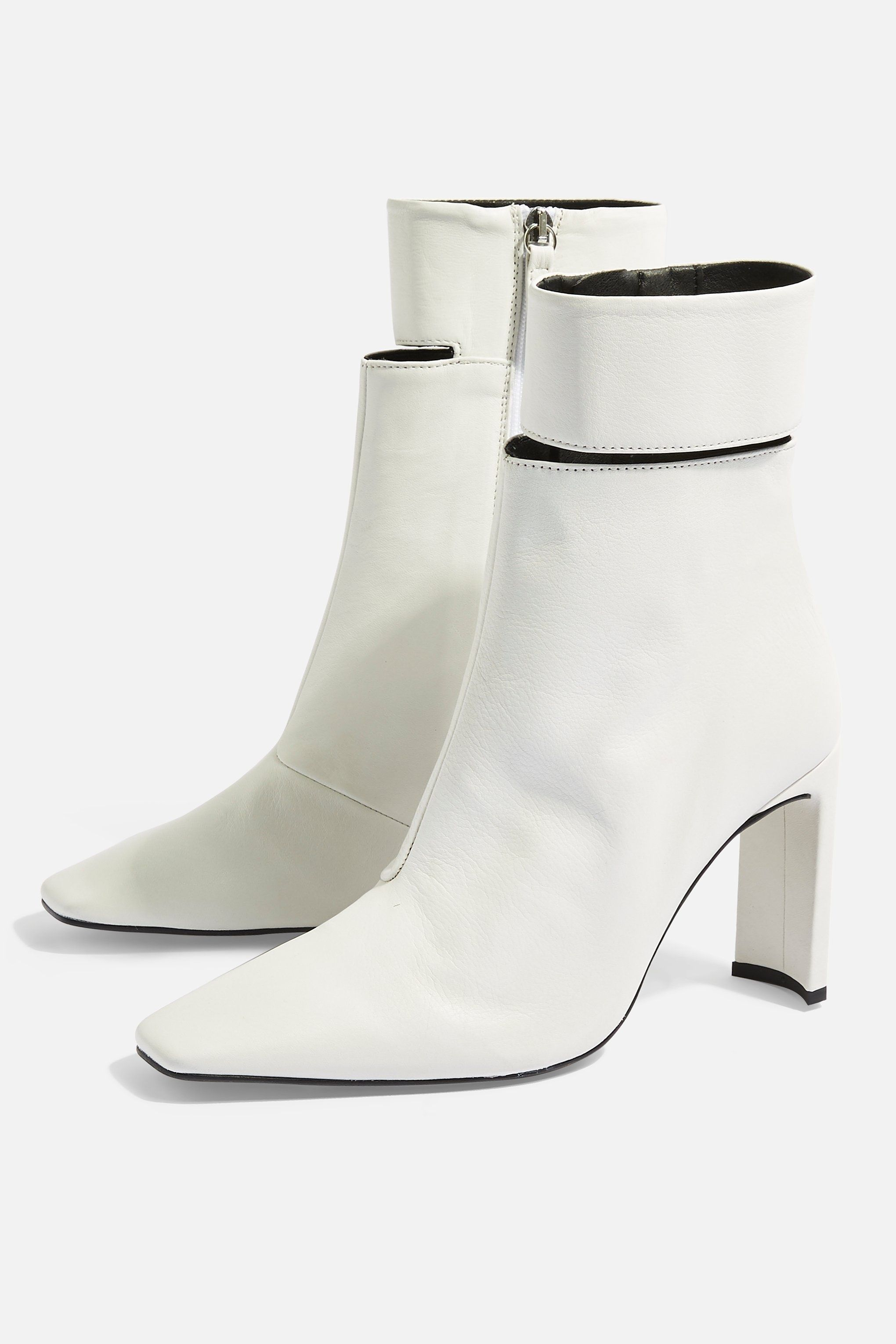22f791611369 BUY NOW HENDRIK High Ankle Cuff Boots - New In Fashion - New In - Topshop