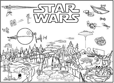 Ausmalbilder Star Wars Zum Ausdrucken Ausmalbilder Star Wars Ausmalbilder Bilder Zum Ausmalen