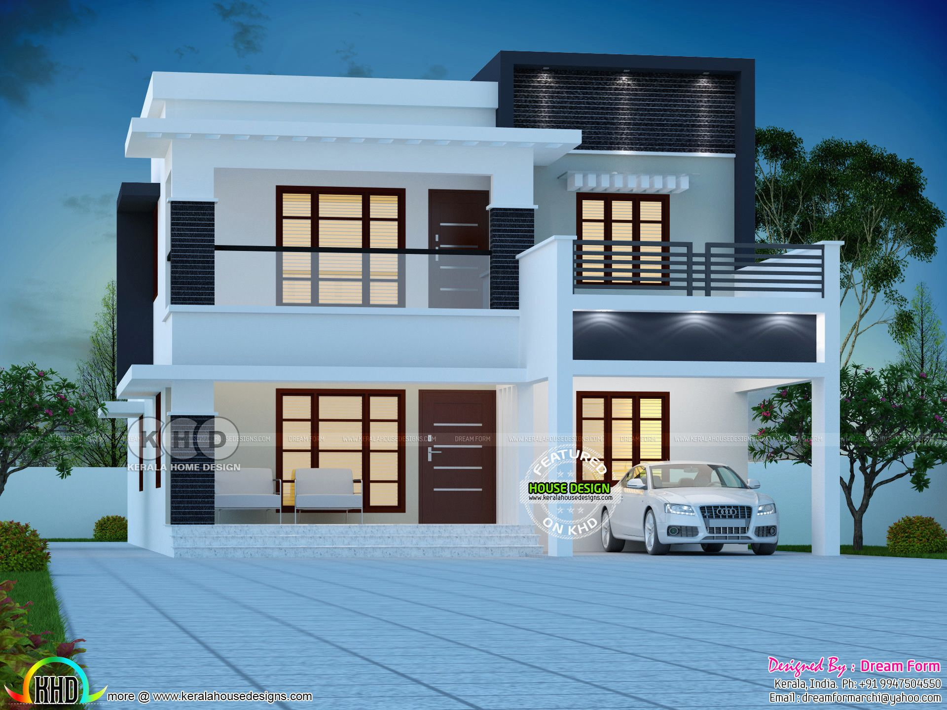 25 Inspirational 1800 Square Feet House Plans Trend 2021 In 2020 Kerala House Design Modern House Plans Duplex House Design