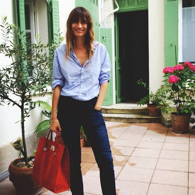 Our Favorite French Girls Of Instagram | Caroline de Maigret