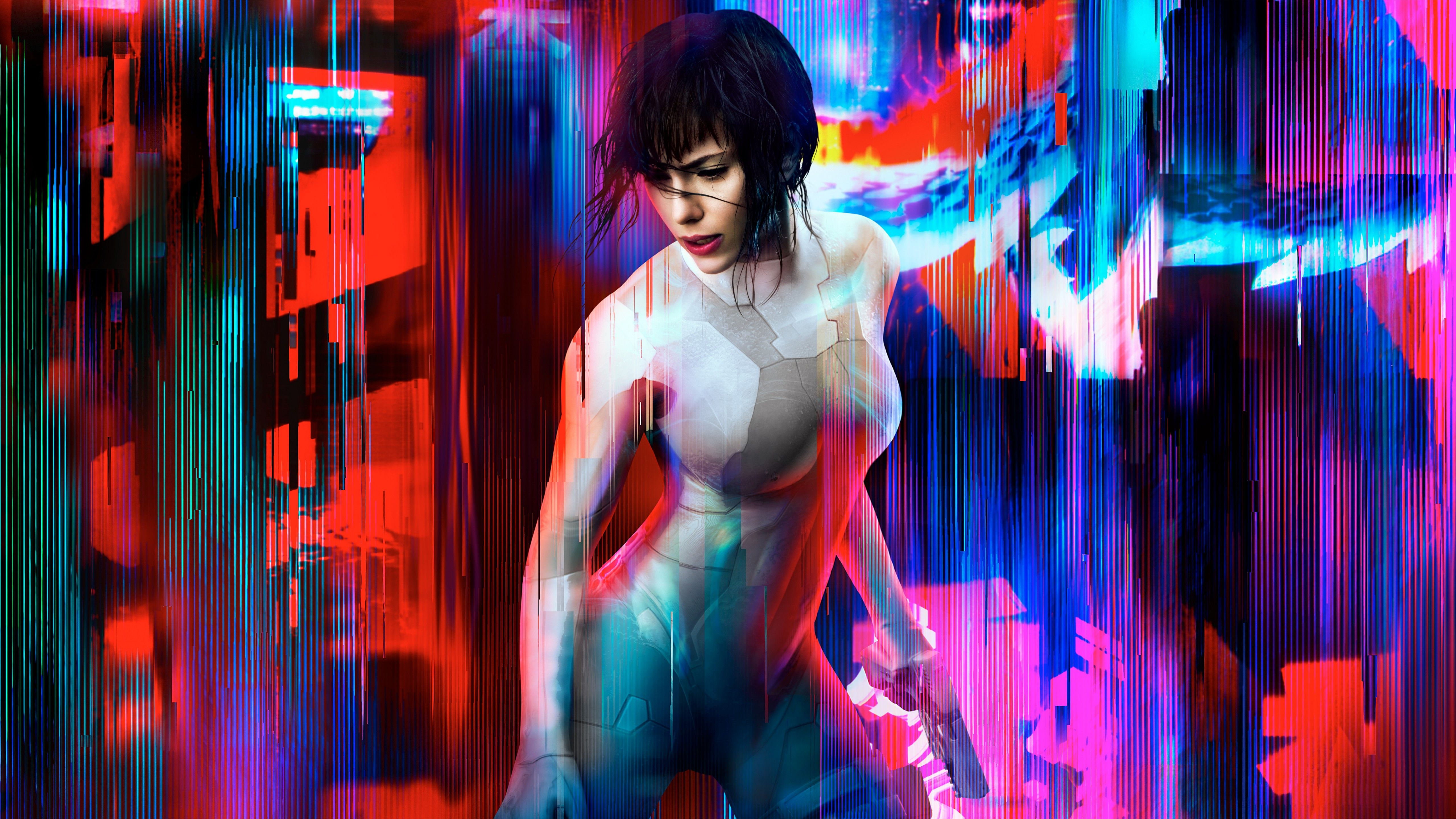 Free[watch] Ghost In The Shell (2017) Full Movie Free Online Hd
