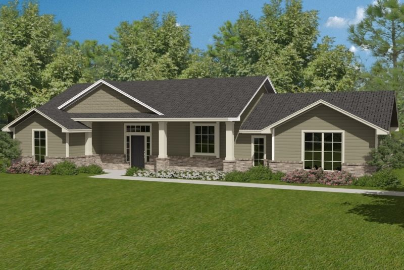 Dawson Floorplan Conaway Homes Tyler Tx And East Texas Home