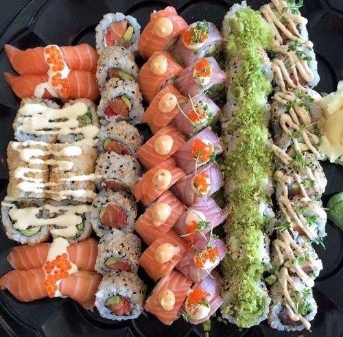 sushi smallegade