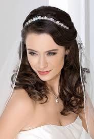 Another Look Wedding Hair Down Headband Hairstyles Wedding Hairstyles Medium Length
