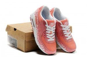 nike air max dames schoenen roze