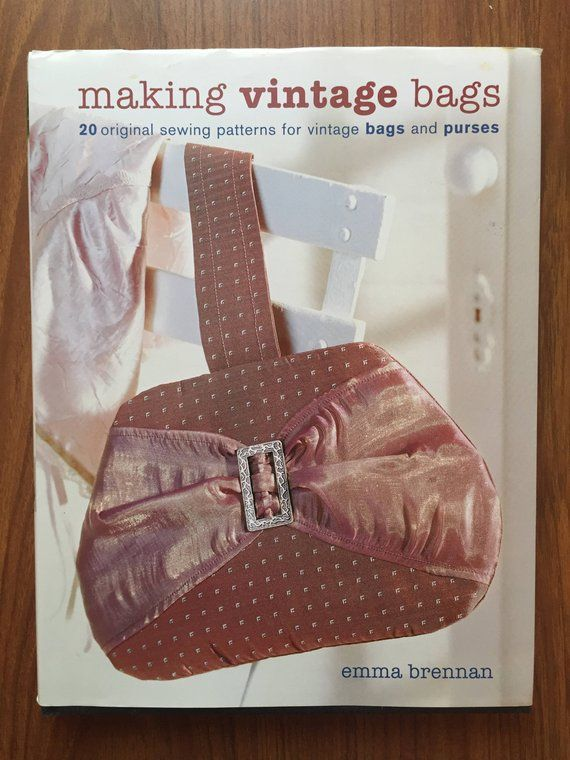 Making Vintage Bags By Emma Brennan