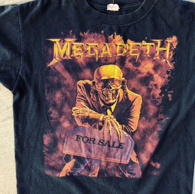 253897106d8122 Megadeth T-Shirt For Sale Heavy Metal 2009 Adult Medium #fashion #clothing # shoes #accessories #mensclothing #shirts (ebay link)