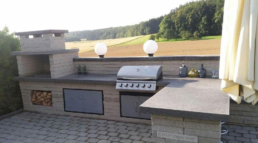 Outdoorküche Garten Jobs : Kochen im garten outdoor küche und grills